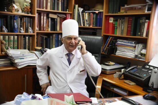 А.П. Зильбер. Февраль 2011 года