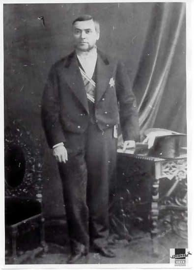 Губернатор Григорий Григорьевич Григорьев