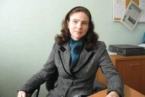 Елена Сенявская. Фото с сайтаiriran.ru