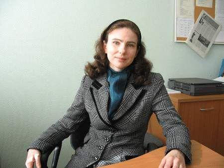 Елена Сенявская. Фото Ирины Ларионовой