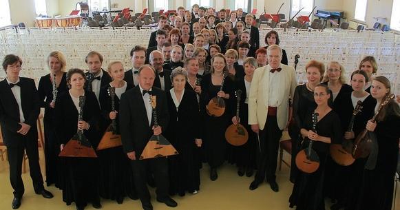 Андреевский оркестр. Фото с сайта www.remusik.org