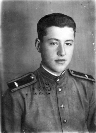 Леонид Гольденберг. 7 декабря 1944 года