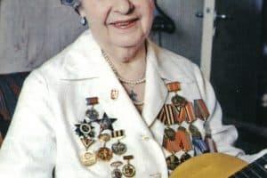 Ирина Гридчина, 2000 год. Фото Владимира