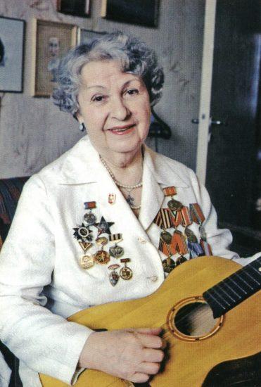 Ирина Гридчина, 2000 год. Фото Владимира Ларионова