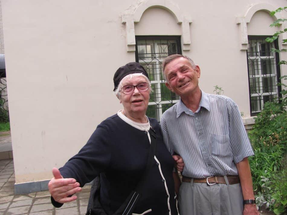 С Владимиром Коваленко