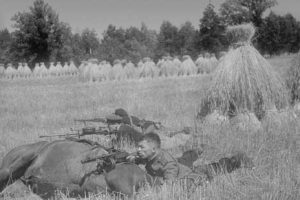 Оборона Могилева. Фото с сайта http://www.region.mogilev.by