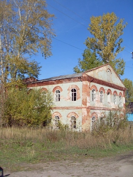 Суконная фабрика З.И Никифорова в Пензенской губернии. Фото Натальи Филимоновой, 2010 год