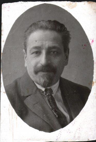 Григорий Шкловский