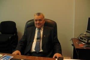 Виктор Васильев, президент ПетрГУ. 19 августа 2011 года