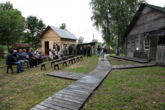 Дом Довлатова. Фото www.museum.ru