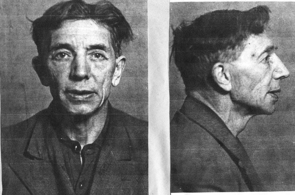 Сергей Юдин в тюрьме