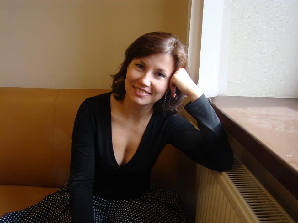 Эльвина Муллина. Фото Ирины Ларионовой