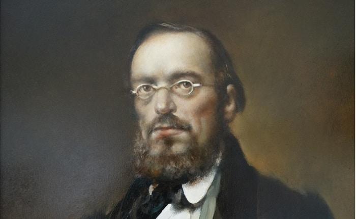 Николай Костомаров (1817 - 1885). Источник: www.culture.ru
