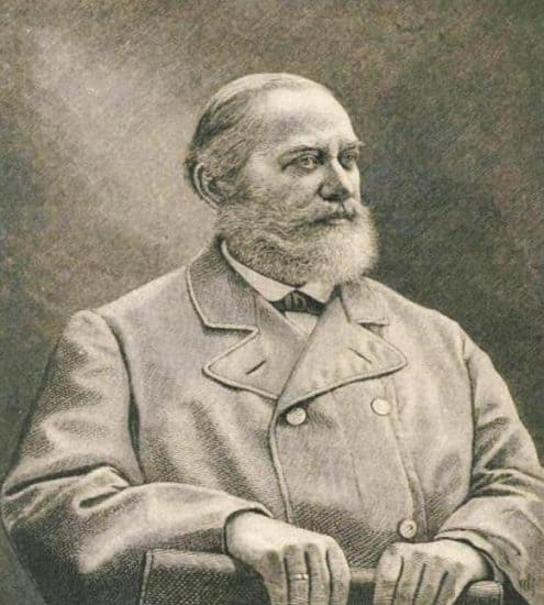Историк Сергей Соловьев (1820 - 1879)
