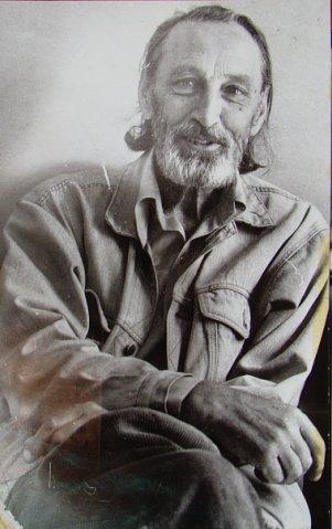 Игорь Донской. 90-е годы. Фото Ирины Ларионовой