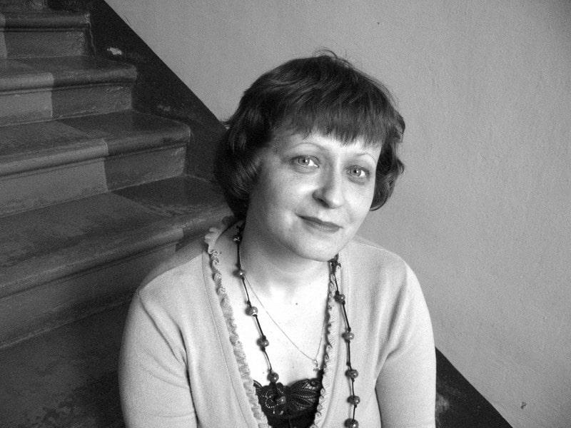 Архивист Ирина Петухова