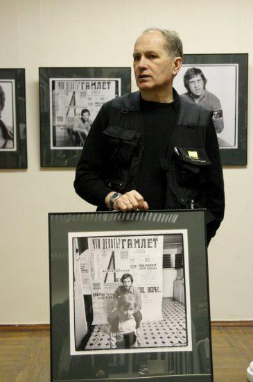 Валерий Плотников. Фото Ирины Ларионовой
