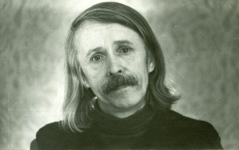 Эту фотографию художник прислал своей маме Серафиме Харитоновой