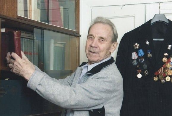 Владимир Петрович Крылов . Фото с сайта www.polkmoskva.ru