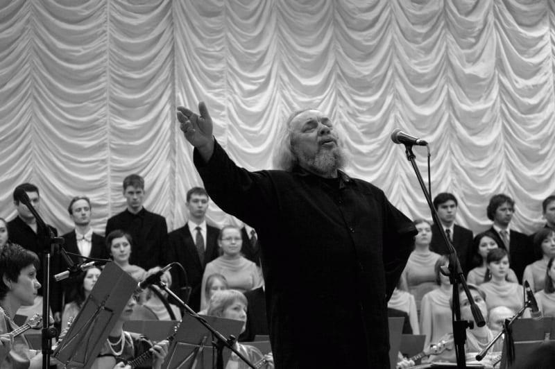 Виктор Сергеевич Каликин (1932 - 2007). Фото Ирины Ларионовой