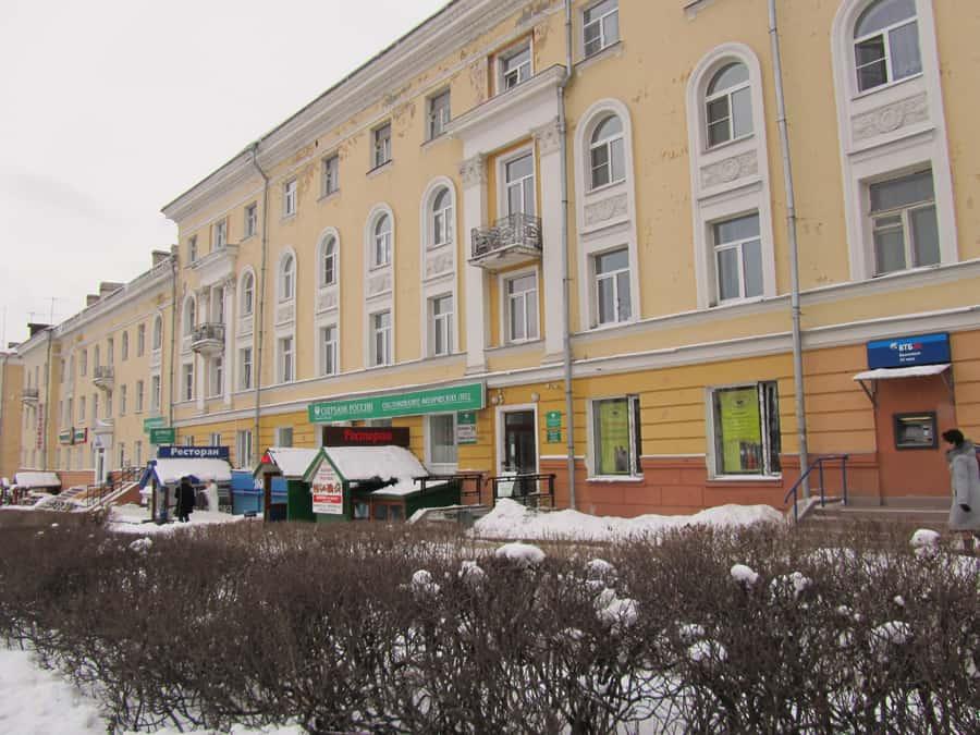 Дом на ул. Энгельса - символ нового Петрозаводска