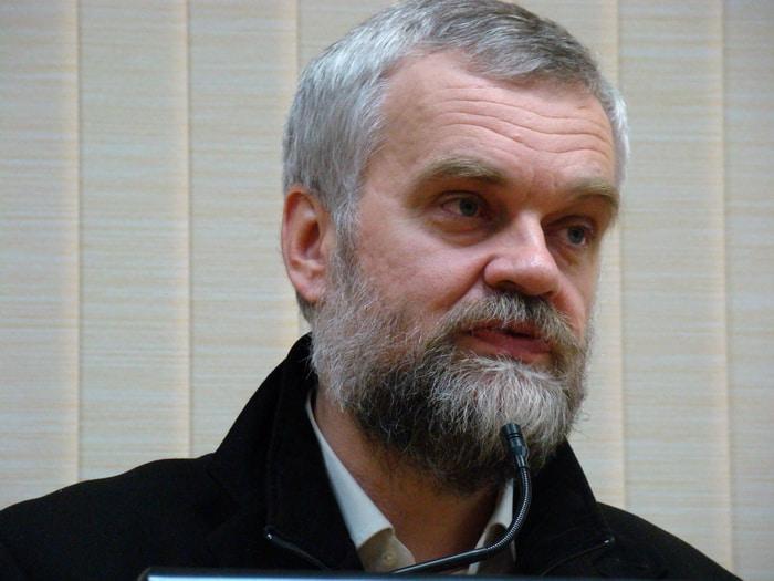 Алексей Варламов. Фото Ирины Ларионовой