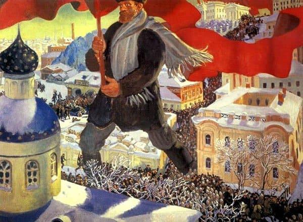 Борис Михайлович Кустодиев.