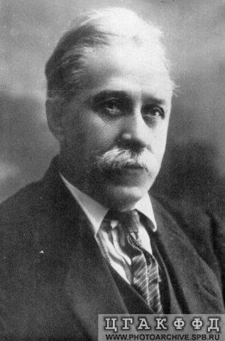 портрет П.И.Стучки