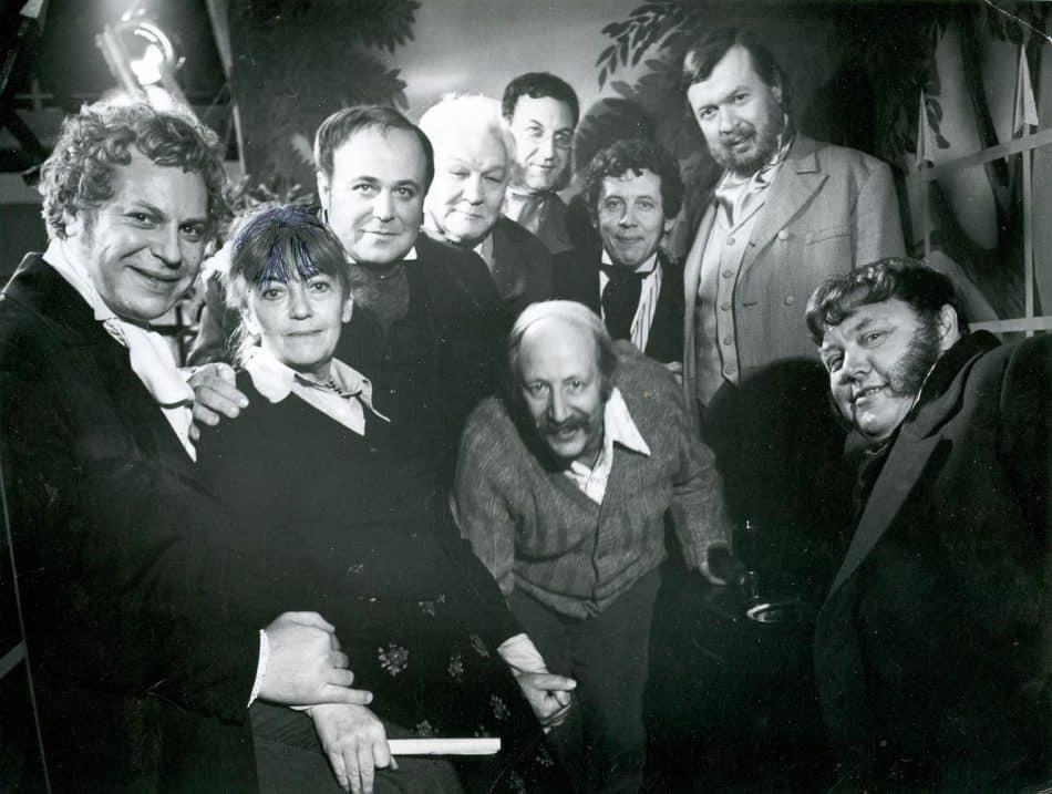 «Мертвые души». Актеры и режиссеры