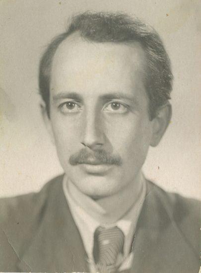 Михаил Швейцер. 1949 год