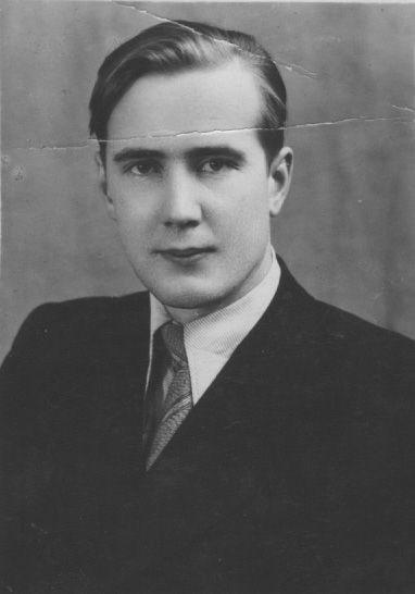 Юрий Башнин в молодости