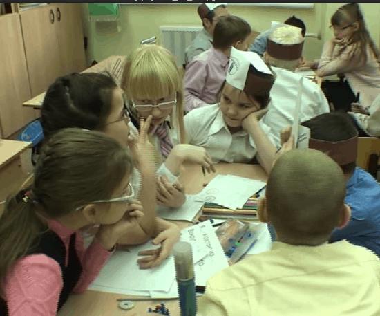 дети решают проблемы