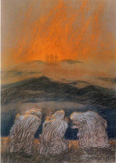 М. Мечев. Апокалипсис. Смерть. 2010