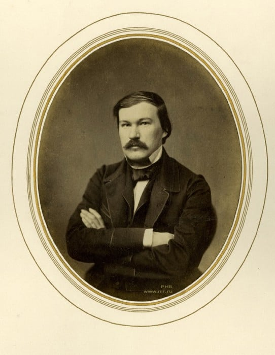 Александр Васильевич Дружинин