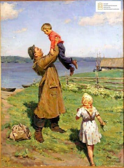 Выставка Константина Буторова