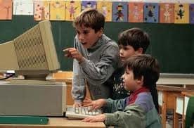 Компьютер в начальной школе
