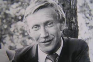 Александр Колобов (1950 - 2008). Фото из семейного архива