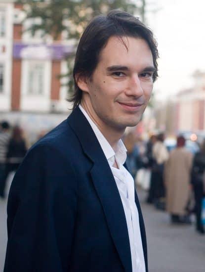 Мариус Стравинский. Фото Карельской филармонии