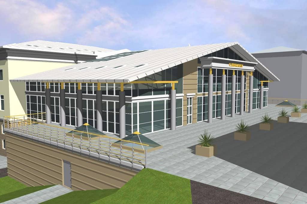 Проект реконструкции Национальной библиотеки