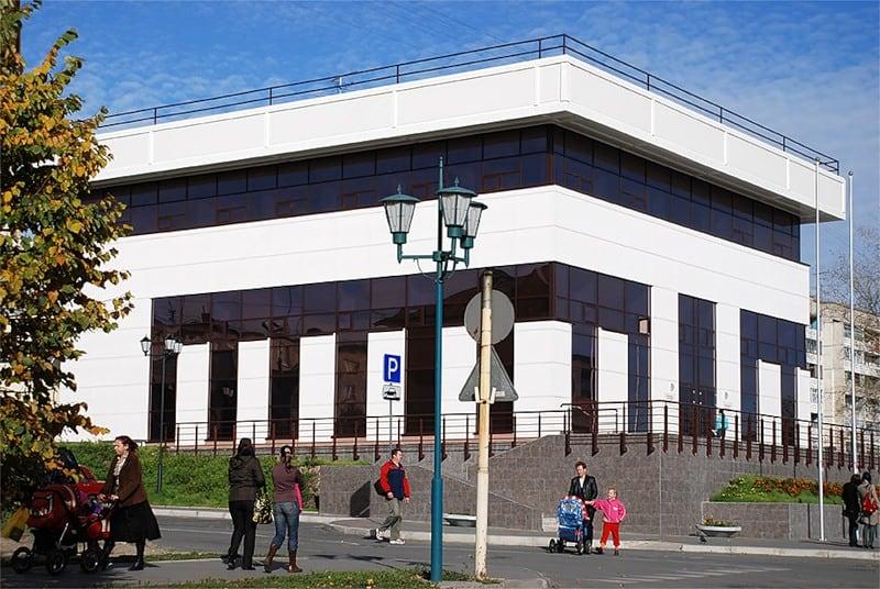 """Реконструкция ресторана """"Чайка"""" в Кондопоге для Дворца молодежи"""