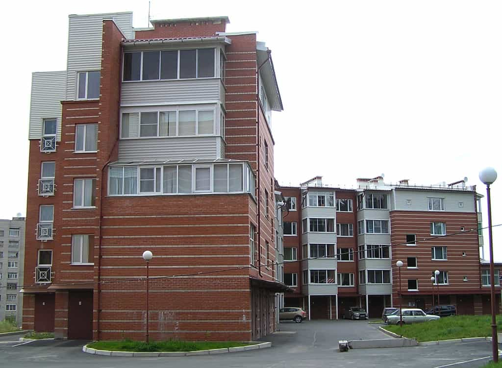 Жилой дом на ул. Пархоменко