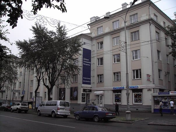 Исторический контекст проспекта Ленина - дом 13