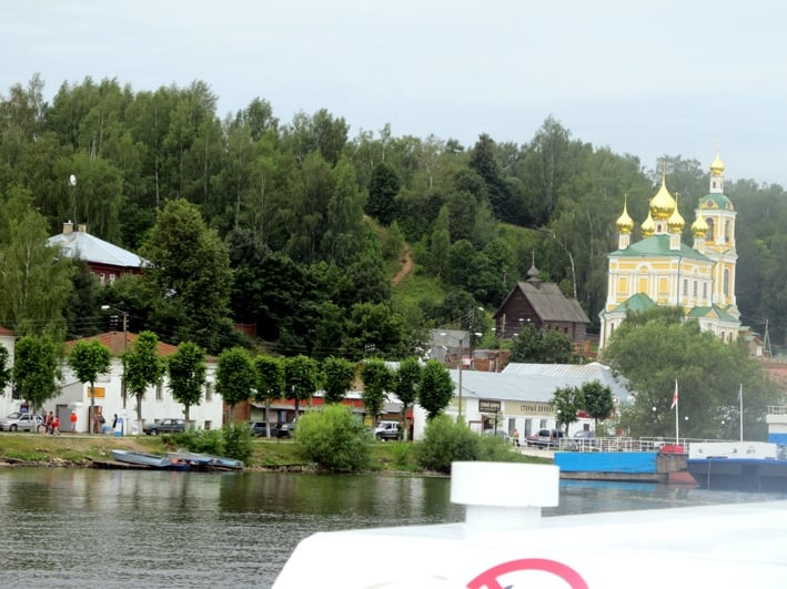 Самая большая дача в самом маленьком городе России