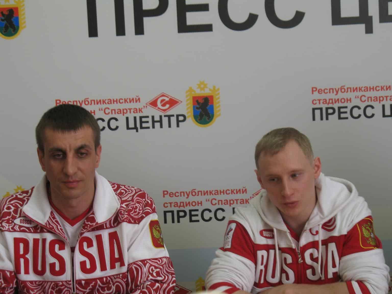 Александр Баландин: «Свою лепту в историю гимнастики я внес»