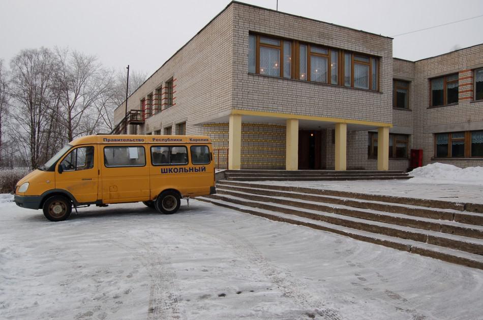 Ведлозерская школа