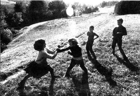 Все мы родом из  детства