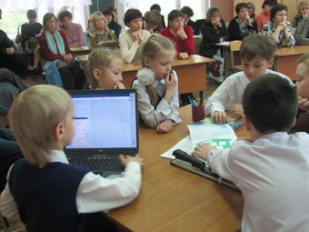 Повышение социальной активности учеников средствами ИКТ