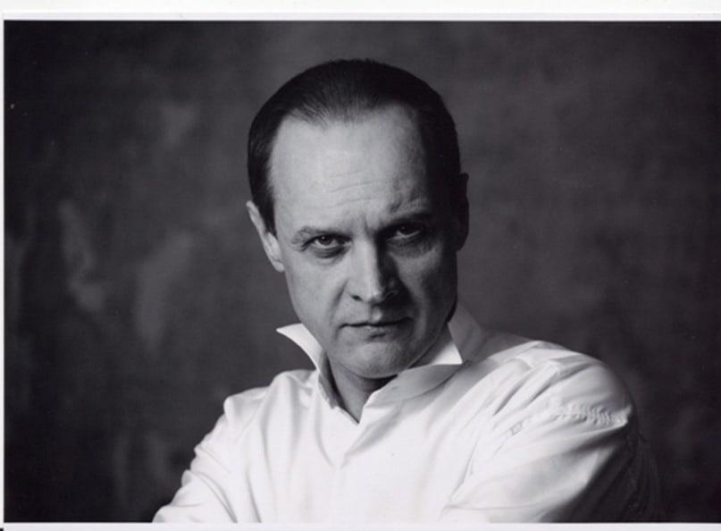 Валерий Чебурканов. Фото Михаила Никитина