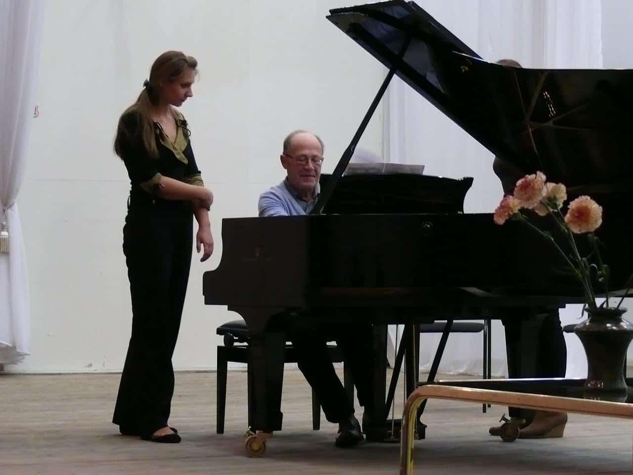 Мастер-класс Алена Планеса для студентов Петрозаводской консерватории