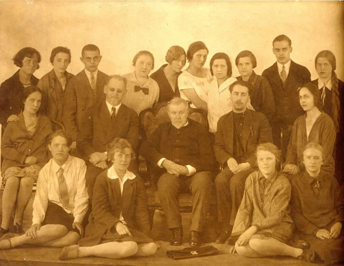 1917-й год и вся жизнь инженера Безпальчева